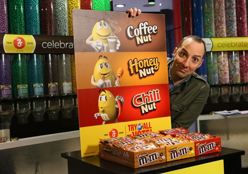 Illustration for article titled New M&M Flavors