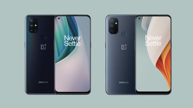OnePlus Announces Two Actually Affordable Phones Are Coming to the U.S.