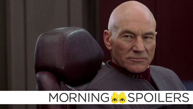 The First Picard TV Show Details Tease an Intriguing Connection to the 2009 Star Trek Movie