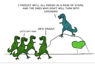 Illustration for article titled Nostradamus Rex