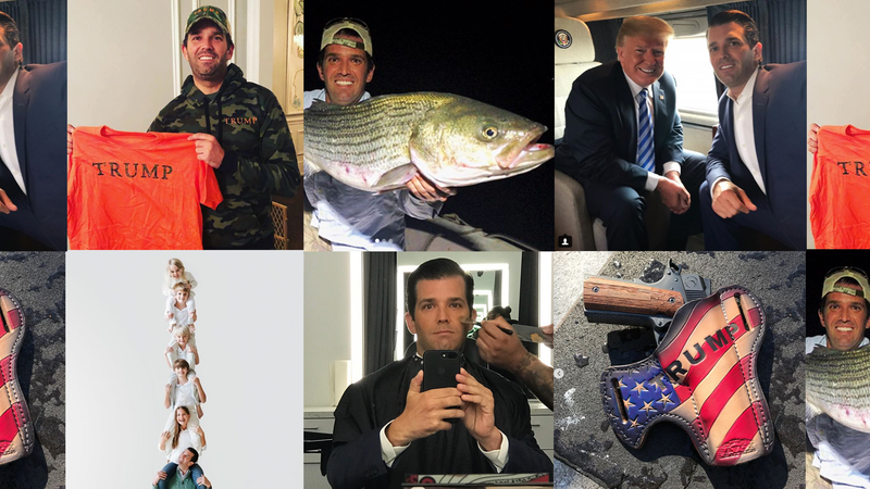 Illustration for article titled A Terrible Year in Don Jr.