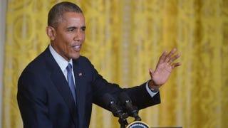 President Barack ObamaMANDEL NGAN/Getty Images