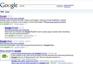 "Illustration for article titled Google Explains the Site-Wide Mistake: ""Human Error"""