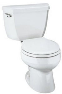 Affordable Diy Site Curbly Offers This Sage Advice On Repairing Rather Than Replacing A Busted Toilet With Commode