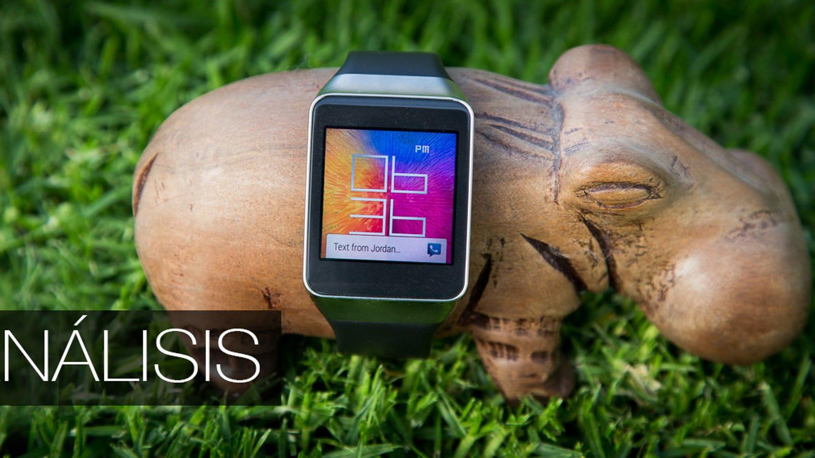 Samsung Gear Live, análisis: un pequeño gran primer paso