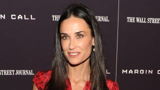 Illustration for article titled Demi Moore Overdosed on Whip-Its