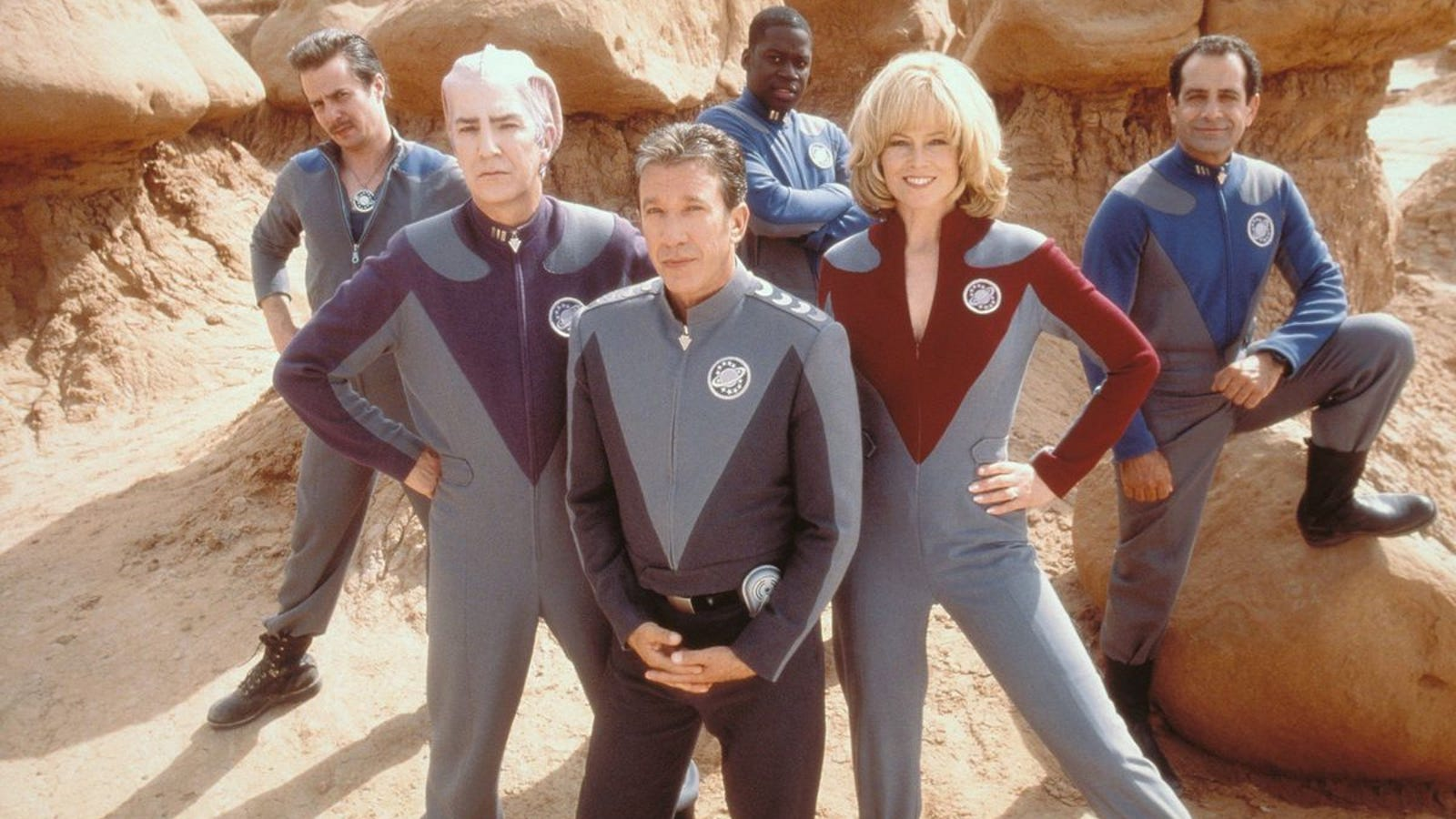 low priced 9dd45 be08e By Grabthar s Hammer, Sci-Fi Comedy Galaxy Quest Is Getting