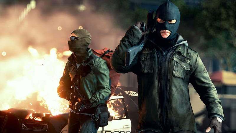 Illustration for article titled Watch The Battlefield Hardline Beta In Action