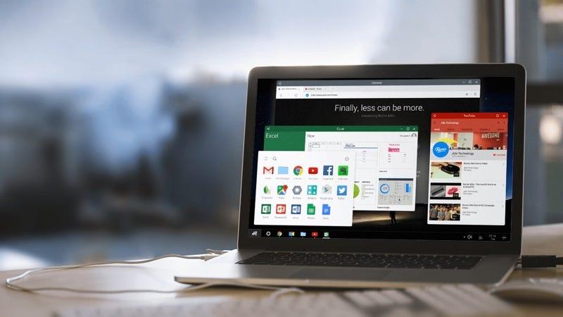 Remix OS, el sistema operativo que convierte cualquier viejo PC en un Android