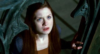 we can now read about ginny weasley s post hogwarts career
