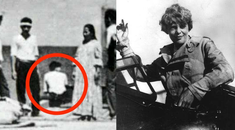 Illustration for article titled Experts Cast Doubt on That New Photo Alleged to Show Amelia Earhart