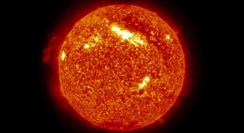Illustration for article titled NASA reúne las imágenes más espectaculares del Sol de los últimos 5 años