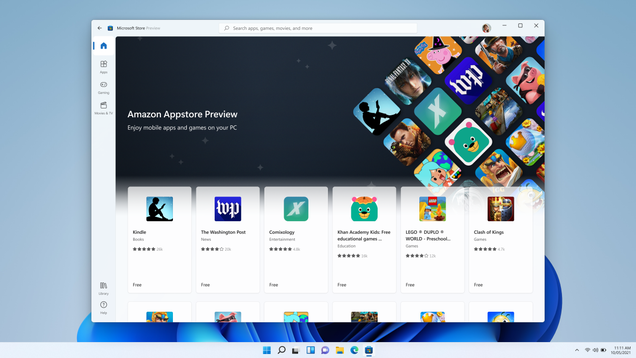 You Can Now Try Out Android Apps in Windows 11