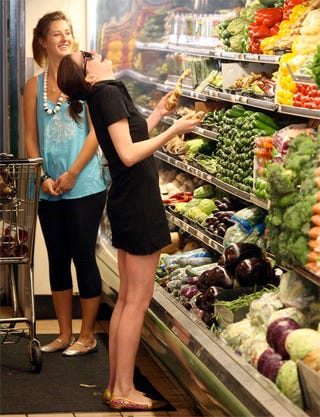 Illustration for article titled Whole Foods Produces Howls In Anne Hathaway
