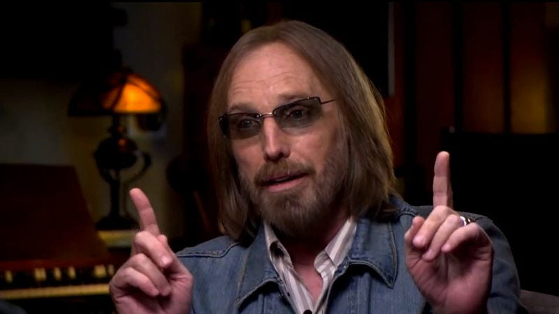 Illustration for article titled Tom Petty releases pretty chill statement about the Sam Smith controversy