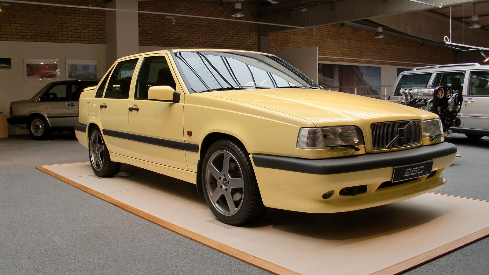 The History Of Volvo R And A Bit On Polestar Too 850 Common Problems