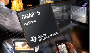 Illustration for article titled The Next-Gen Phones and Tablets Powered by TI's Multi-core OMAP5 Chips Are Gonna Do Crazy Shit