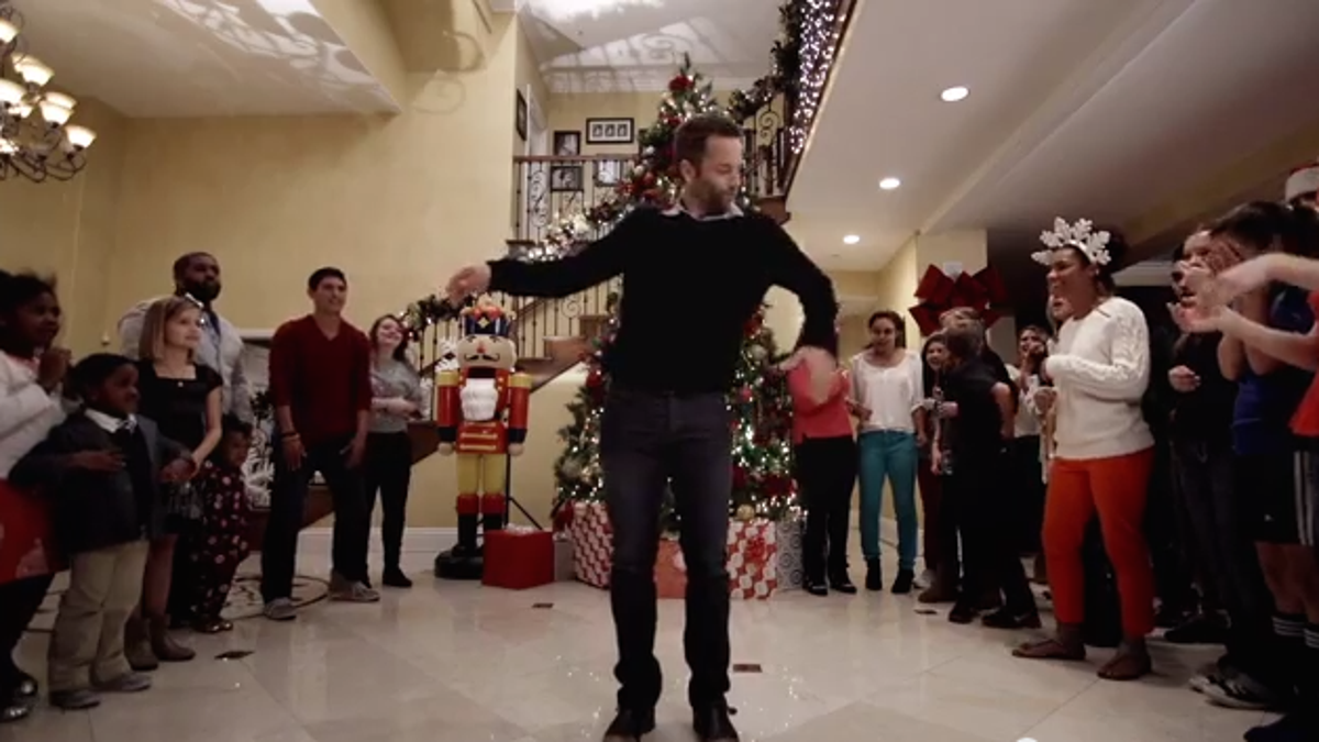 Kirk Cameron to make Christmas safe for Christians