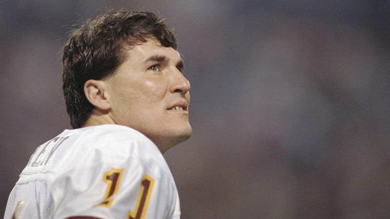 """Illustration for article titled Mark Rypien On His Mental Health Struggles: """"I've Been Down Dark Places"""""""