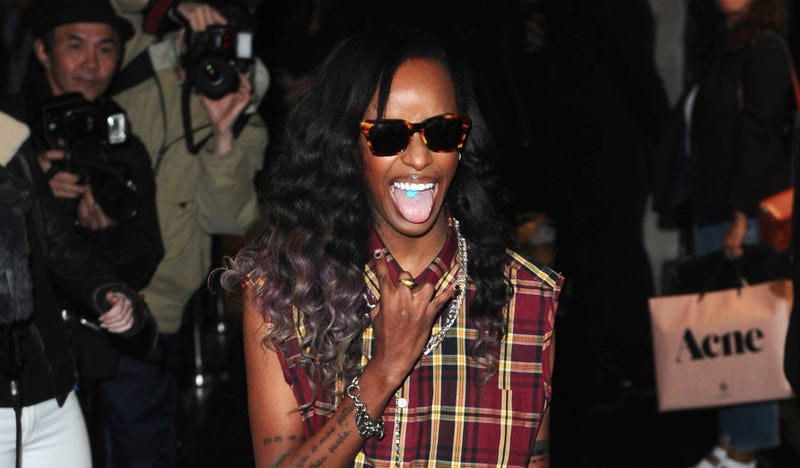 Illustration for article titled Angel Haze's Manager Has Got Her Eyes on the Prize