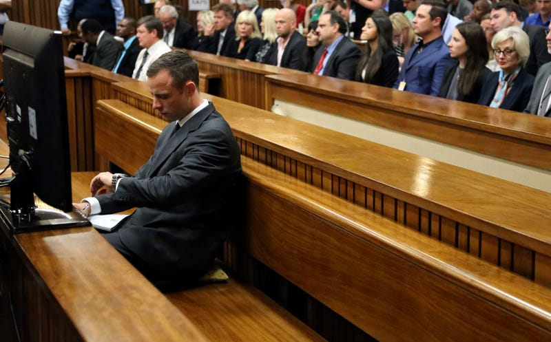 Illustration for article titled Oscar Pistorius's Murder Trial Begins