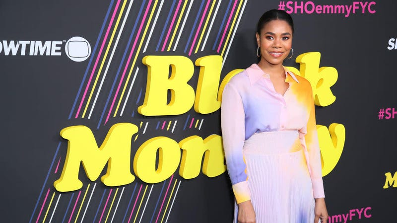Illustration for article titled Nah, Fam: Regina Hall Nixes Whitney Houston Drug Joke in Her Show Black Monday