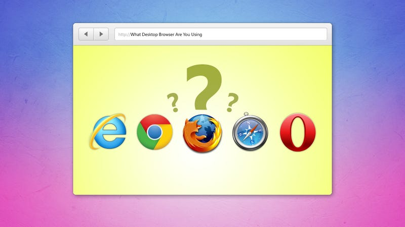 Illustration for article titled What Desktop Browser Are You Using?