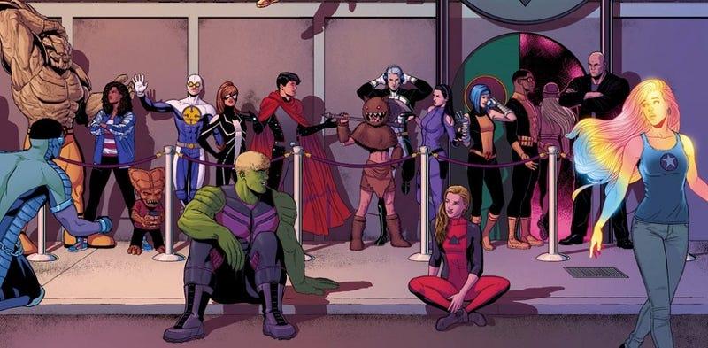 Illustration for article titled 8 LGBT Comic Books That Marvel and DC Should Make