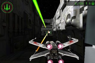 Recreate The Death Star Trench Run On Your iPhone