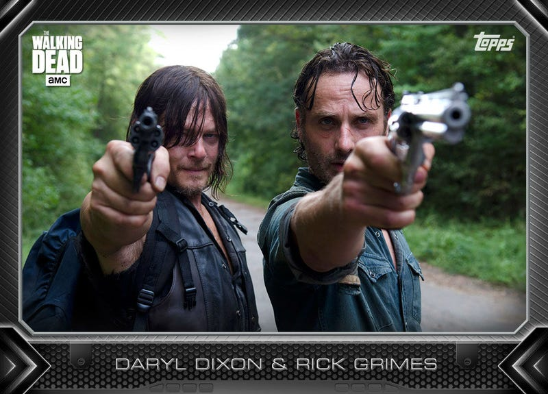 Illustration for article titled You Can Now Trade DigitalWalking Dead Cards, If You're Into That Sort of Thing
