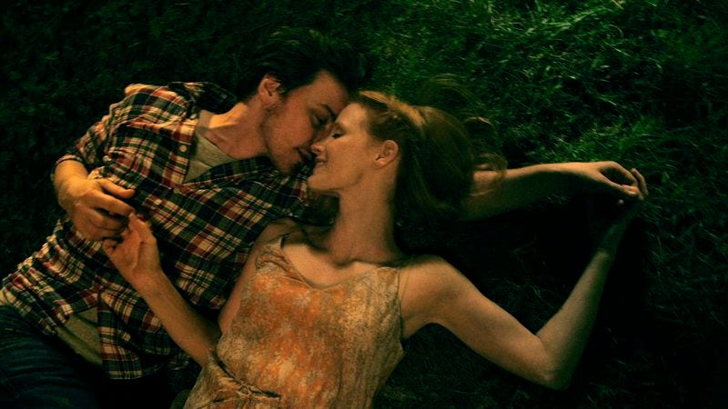 Illustration for article titled Two-part romance The Disappearance Of Eleanor Rigby is cut into a single film