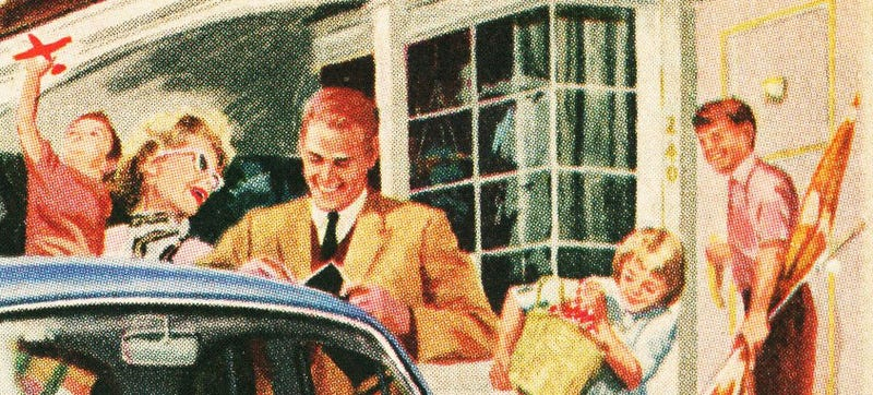 Illustration for article titled The Family Car The Family Can Afford