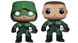 Illustration for article titled Oliver Queen Is A Little Less Imposing As A Funko Pop