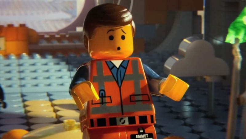 Illustration for article titled The Lego Movie makes it to HBO