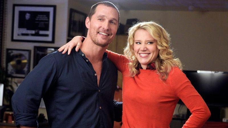 Matthew McConaughey, Kate McKinnon (SNL)