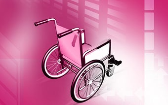 "Illustration for article titled ""Picking Out A Wheelchair With Your Daughter Is A Lot Like Picking Out A Prom Dress"""