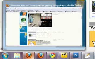 Illustration for article titled Windows 7 Taskbar Thumbnail Customizer Tweaks, Enlarges Your Superbar Thumbnails