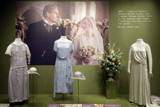 Illustration for article titled Downton Abbey Costumes to Be Displayed in Glorious Delaware