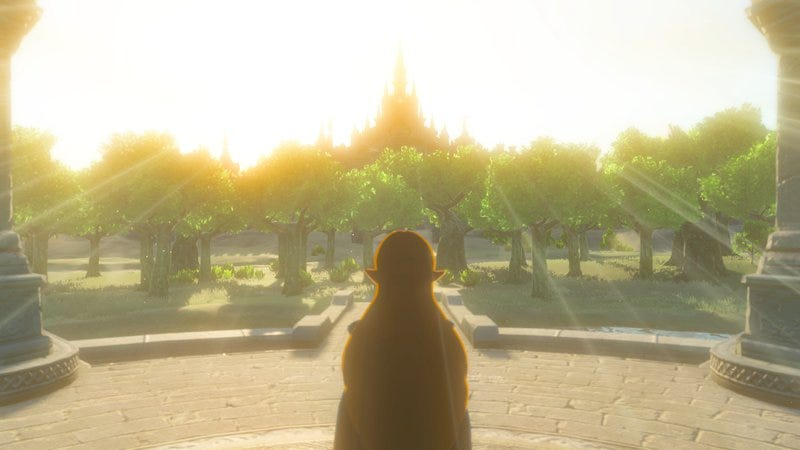 Pt  4—Zelda: Breath Of The Wild's finale puts its incredible
