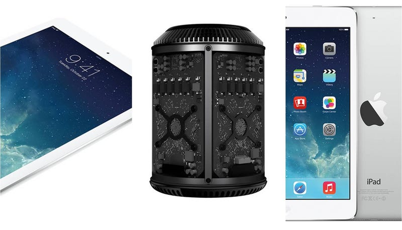 iPads, Mavericks, Mac... todas las novedades de Apple, en un solo post