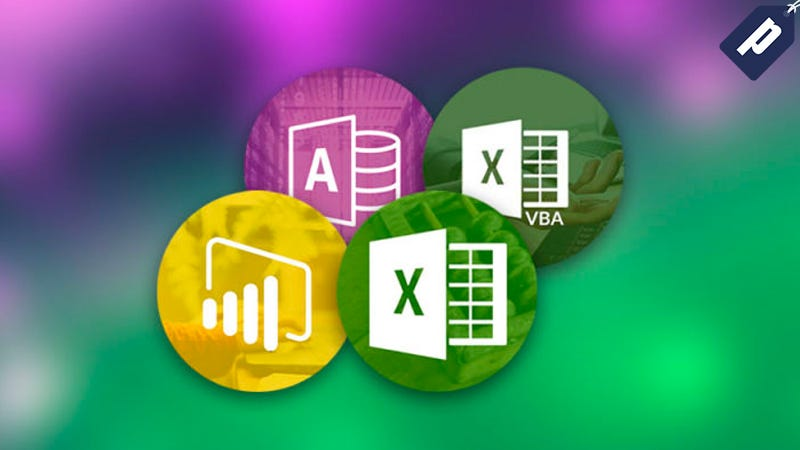 Illustration for article titled Save Hundreds On A Lifetime Of Advanced Microsoft Data Skills Training ($29)