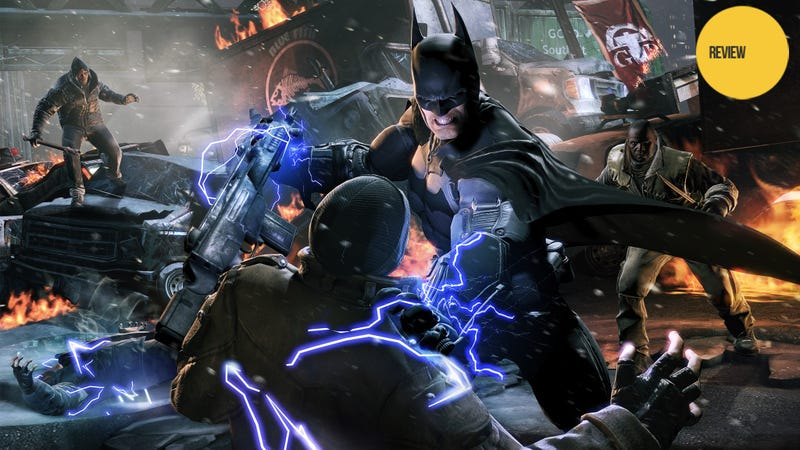 Illustration for article titled Batman: Arkham Origins: The Kotaku Review