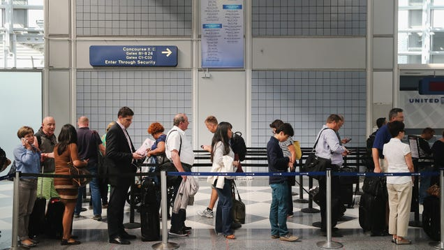Avoid Long Security Lines With the TSA s App