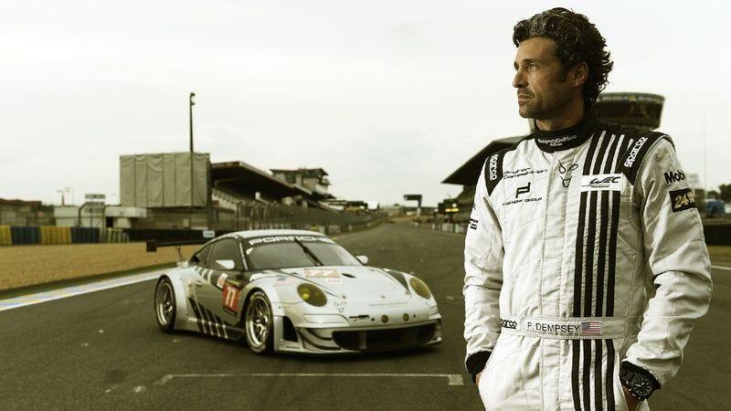 Patrick Dempsey Racing Le Mans