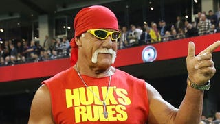 Illustration for article titled We Will Not Publish A Video Of Hulk Hogan Fucking IMG's Wife Really, Really Hard
