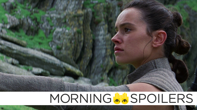 Illustration for article titled A New Star Wars Video Game May Hold aLast Jedi SecretAbout Rey