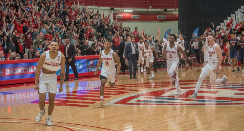 Radford Earns Big South Conference Championship With Game-Winning Buzzer-Beater