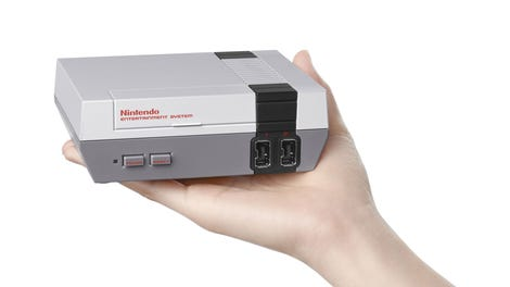 Super Nintendo Classic Edition Arrives September 29th With
