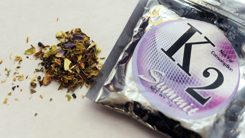 Stay far, far away from synthetic pot products.