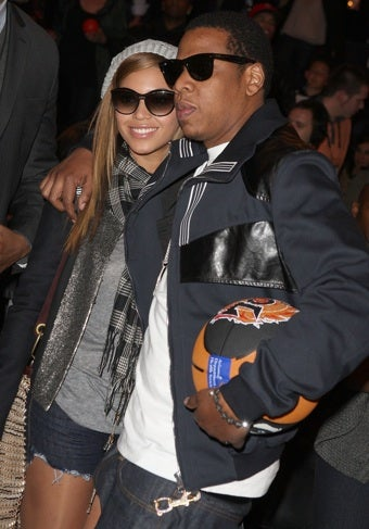 Illustration for article titled Jay-Z Takes Credit For Beyonce's Moves; Growing Pains Star Is Missing